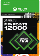 electronicarts 12000 FIFA 21 Points