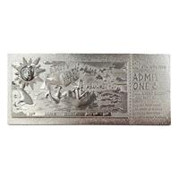 FaNaTtik Jaws Replica Regatta Ticket Limited Edition (silver plated)