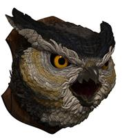 Wizkids Dungeons & Dragons Trophy Figure Owlbear (Foam Rubber/Latex) 58 cm