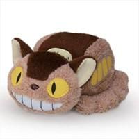 Sun Arrow My Neighbor Totoro Beanbag Plush Figure Catbus 16 cm
