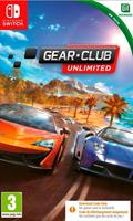 Gear Club Unlimited (Code In A Box)