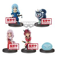 Banpresto That Time I Got Reincarnated as a Slime WCF ChiBi PVC Statues 7 cm Assortment Vol. 1 (12)