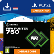 electronicarts 750 FIFA 21 Points - ps4