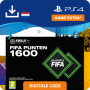 electronicarts 1600 FIFA 21 Points - ps4