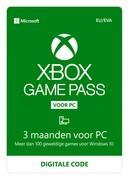 microsoft Xbox Game Pass voor PC 3 maanden