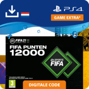 electronicarts 12000 FIFA 21 Points - ps4