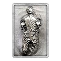 FaNaTtik Star Wars Iconic Scene Collection Limited Edition Ingot Han Solo