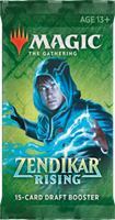 Wizards of The Coast Magic The Gathering - Zendikar Rising Boosterpack