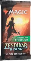 Wizards of The Coast Magic The Gathering - Zendikar Rising Set Boosterpack