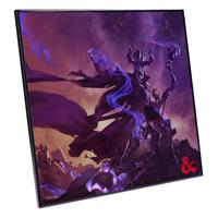 Nemesis Now Dungeons & Dragons Crystal Clear Picture Dungeon Masters Guide 32 x 32 cm