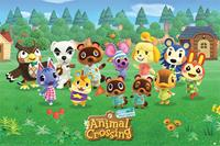 Pyramid International Animal Crossing Poster Pack Lineup 61 x 91 cm (5)
