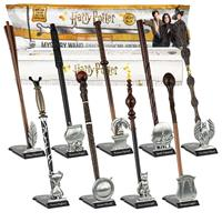 Noble Collection Harry Potter Mystery Wands 30 cm Display The Professor Serie (9)