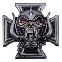 Nemesis Now Motorhead Magnet Iron Cross