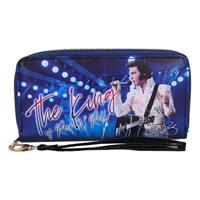Nemesis Now Elvis Presley Purse The King of Rock and Roll 19 cm