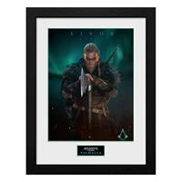 GB eye Assassins Creed Valhalla Collector Print Framed Poster Eivor