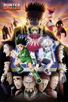 GB eye Hunter x Hunter Poster Pack Book Key Art 61 x 91 cm (5)