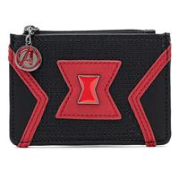 Loungefly Marvel by  Card Holder Black Widow