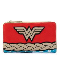 Loungefly DC Comics by  Wallet Vintage Wonder Woman Cosplay