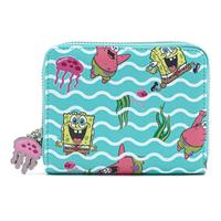 Loungefly SpongeBob SquarePants by  Wallet Jelly Fishing