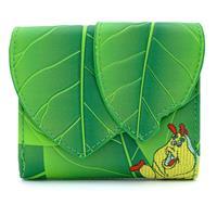 Loungefly Disney by  Flap Purse A Bugs Life Leaf