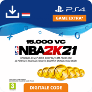 2K Games 15.000 VC NBA 2K21 - ps4