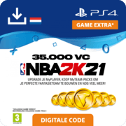 2K Games 35.000 VC NBA 2K21 - ps4