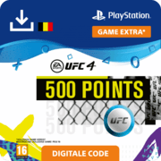 electronicarts 500 UFC 4 Points - ps4