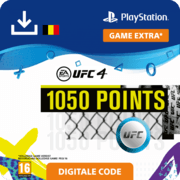 electronicarts 1050 UFC 4 Points - ps4