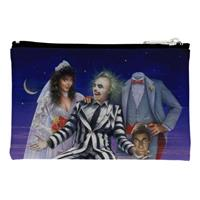 SD Toys Beetlejuice Cosmetic Bag Poster