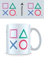 Pyramid International Sony PlayStation Mug Shapes