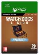 ubisoft Watch Dogs: Legion Credits-pack (2500 credits)