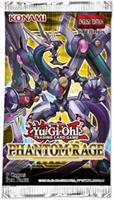Konami Yu-Gi-Oh! Phantom Rage Boosterpack