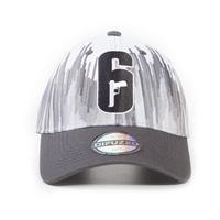 Difuzed Rainbow Six Siege Curved Bill Cap 6-Siege