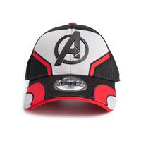 Difuzed Avengers Curved Bill Cap Quantum