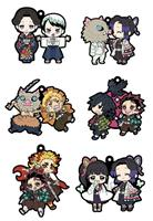 Megahouse Demon Slayer: Kimetsu no Yaiba Rubber Mascot 6 cm Assortment Vol. 4 (6)