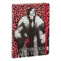 Funko Disney Villains Notebook Cruella de Vil