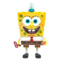 Super7 SpongeBob SquarePants ReAction Action Figure SpongeBob 10 cm