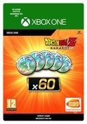 bandainamco DRAGON BALL Z: KAKAROT Platinum Coin (x60)