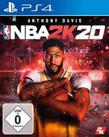 Take 2 NBA 2k20 (DE) (PS4)