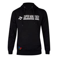 Difuzed Nintendo Hooded Sweater SNES Controller Size XL