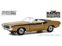 Greenlight Collectibles The Mod Squad Diecast Model 1/18 1971 Dodge Challenger 340 Convertible