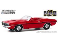 Greenlight Collectibles The Mod Squad Diecast Model 1/18 1970 Dodge Challenger R/T Convertible
