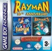 Ubisoft Rayman 10th Anniversary