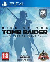 Square Enix Rise of the Tomb Raider 20 Year Celebration