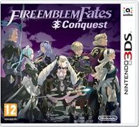 Nintendo Fire Emblem Fates Conquest