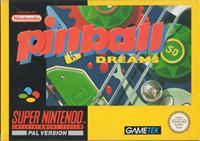 Gametek Pinball Dreams