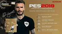 Konami Pro Evolution Soccer 2019 (David Beckham Edition)
