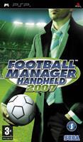 SEGA Football Manager Handheld 2007
