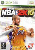 2K Games NBA 2K10