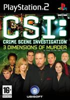 Ubisoft CSI 3 Dimensions of Murder
